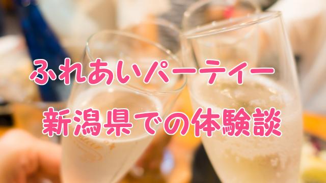 新潟県の自衛隊ふれあいパーティーの感想