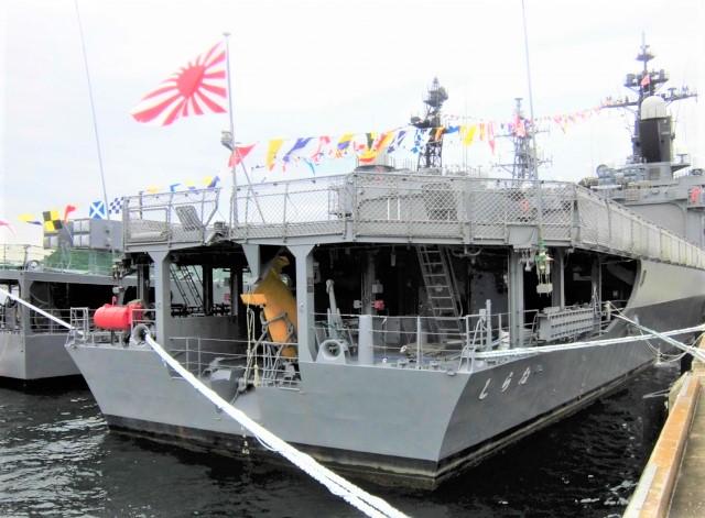海上自衛官イベント